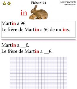 Problèmes Mathématiques Niveau 1